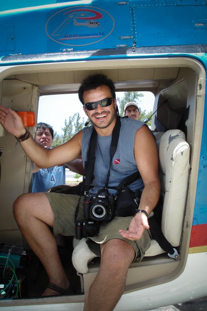 quienes somos nachourbon fotografo