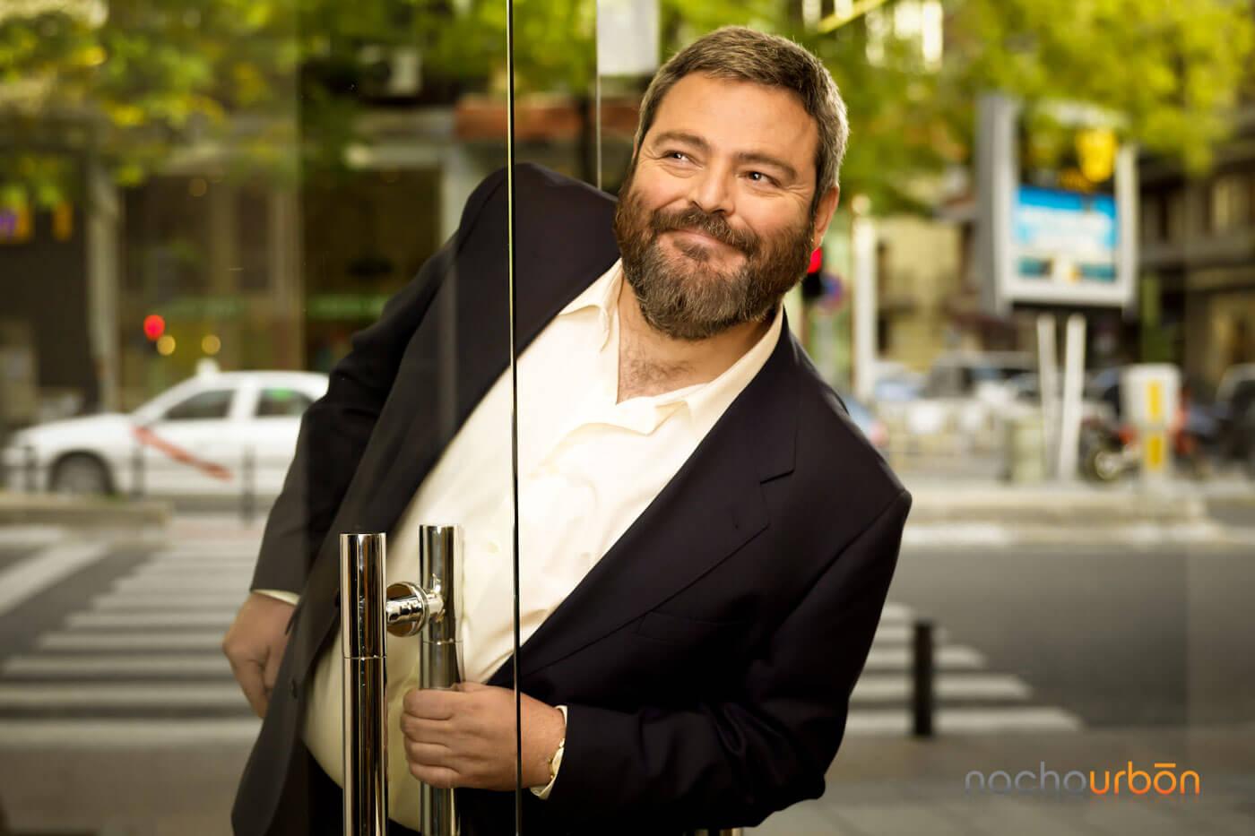 retrato industrial fotógrafo corporativo banco imagen Madrid tres_cantos