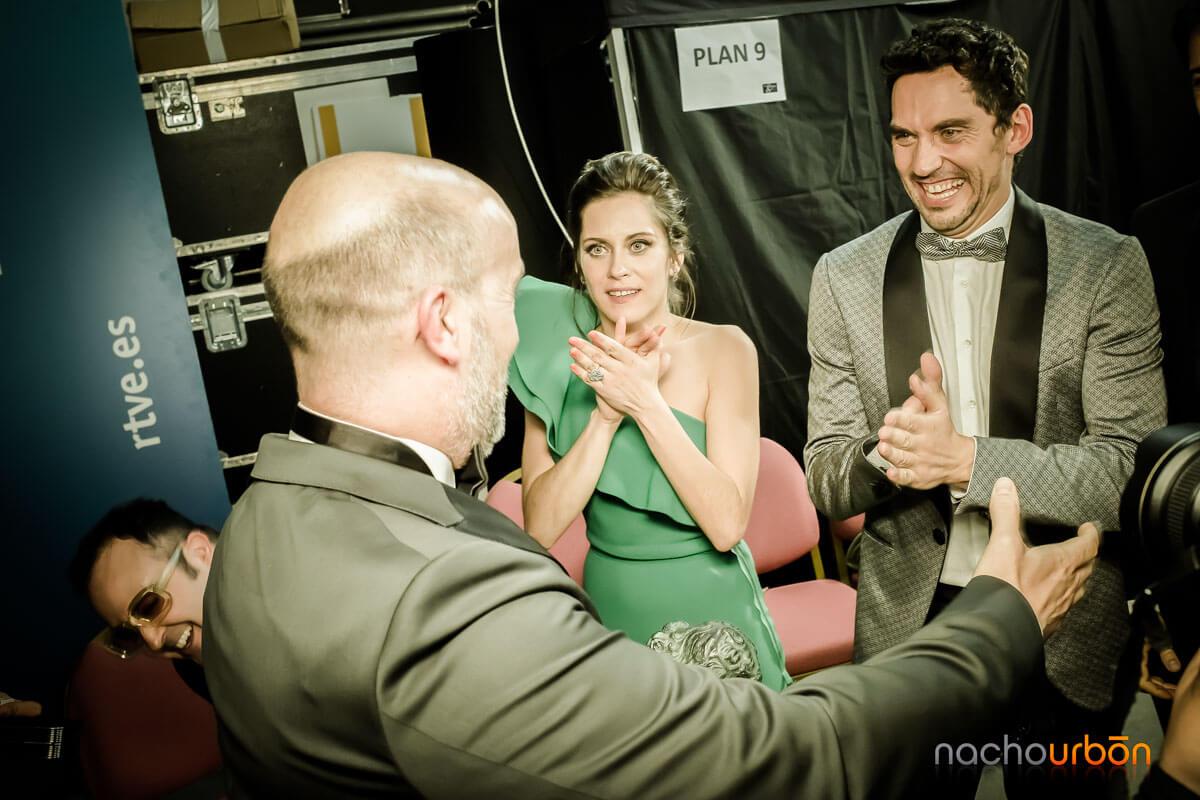 backstage retrato belleza fotografo nacho_urbon